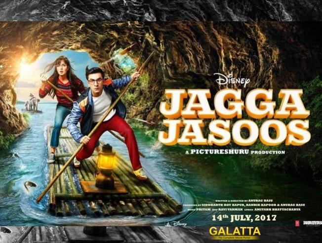 New Jagga Jasoos Still Confirms Ranbir and Katrina's Chemistry is Intact