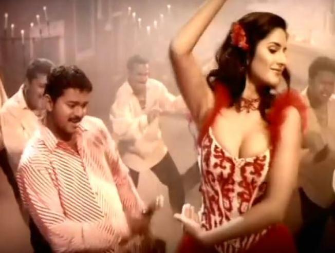 Katrina Kaif about Thalapathy Vijay acting in coca cola advertisement video goes viral