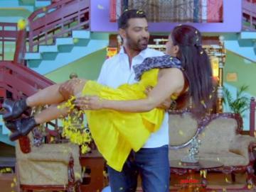New Video Song From Telugu Movie Kakateeyudu Is Out!