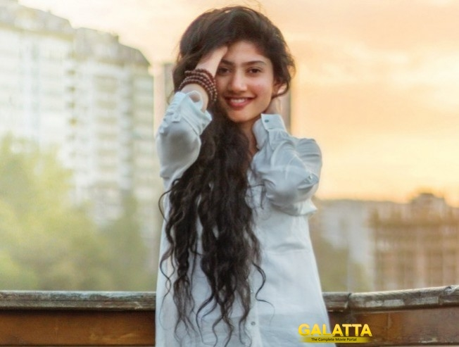 Sai Pallavi Tweets About Prabhu Deva And Dancing For Rowdy Baby Song