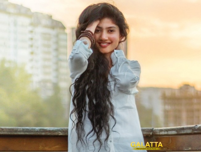 A Big Day For Sai Pallavi Fans Tomorrow!