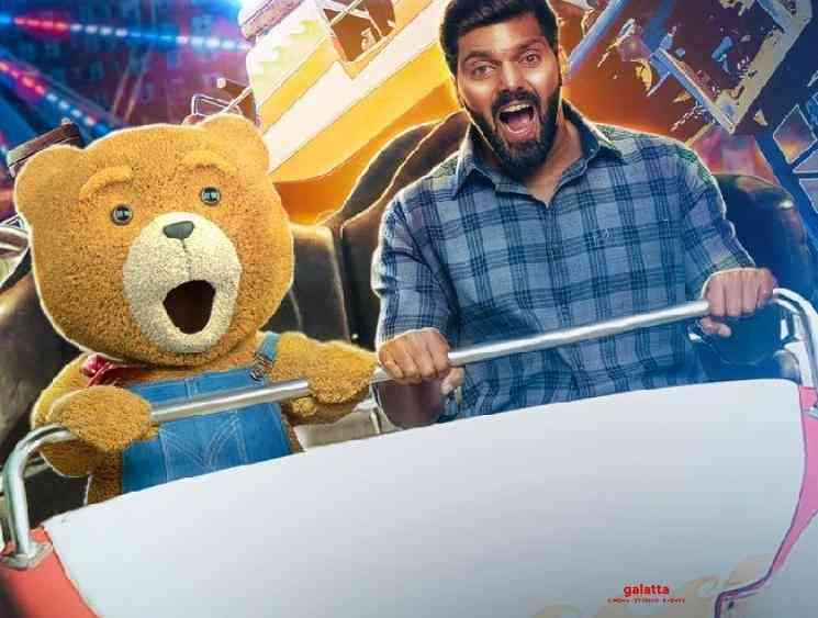 Arya's Teddy second single Nanbiye Song Video | Anirudh Ravichander | D Imman - Tamil Cinema News