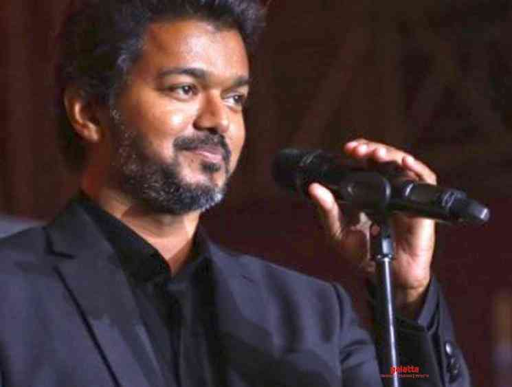 Gayatri Jayaraman on Thalapathy Vijay political entry - Tamil Movie Cinema News