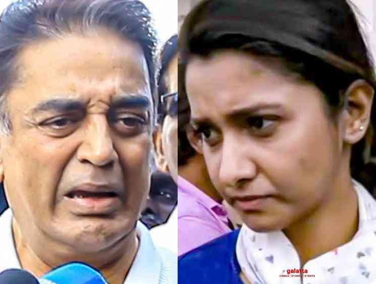 Shankar Kamal Haasan visit hospital Indian 2 accident issue - Tamil Movie Cinema News