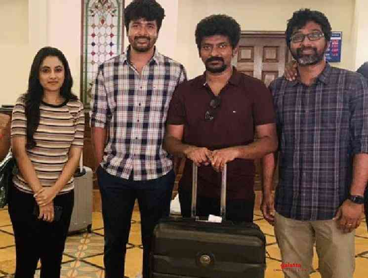 Sivakarthikeyan's Doctor: Goa schedule wrapped up | official update - Tamil Cinema News