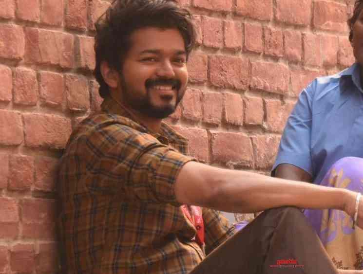Vijay to be called Vaathi in Master directed by Lokesh Kanagaraj - Tamil Movie Cinema News