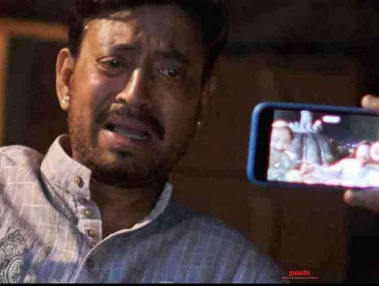 Actor Irrfan Khan watches his mothers funeral on video call - Tamil Movie Cinema News
