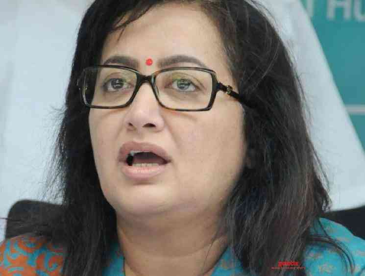 Actress politician Sumalatha tested positive for Corona virus - Kannada Movie Cinema News