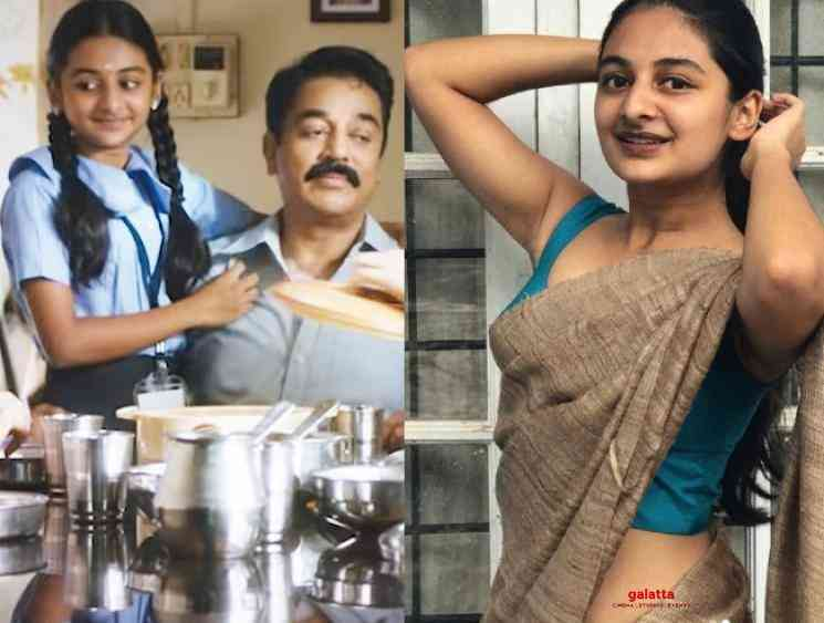 Papanasam fame Esther Anil transformation new photoshoot pictures - Tamil Movie Cinema News