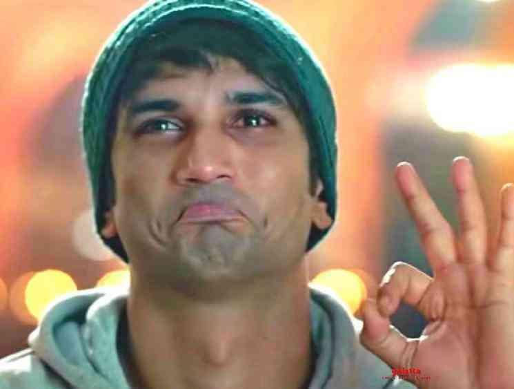 Rajinikanth reference in Sushant Singh Rajput Dil Bechara Trailer - Tamil Movie Cinema News