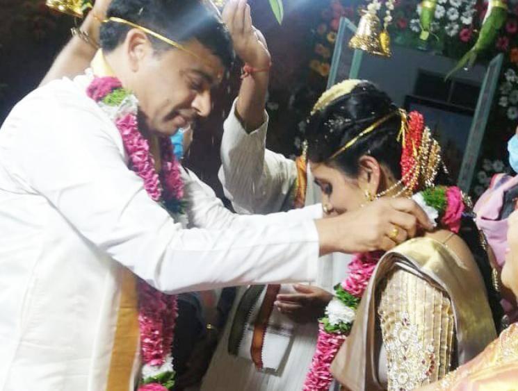 Leading producer Dil Raju gets married during lockdown - Tamil Movie Cinema News