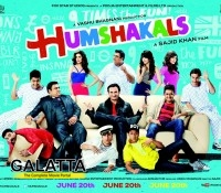Humshakals bags Rs 40 crores!