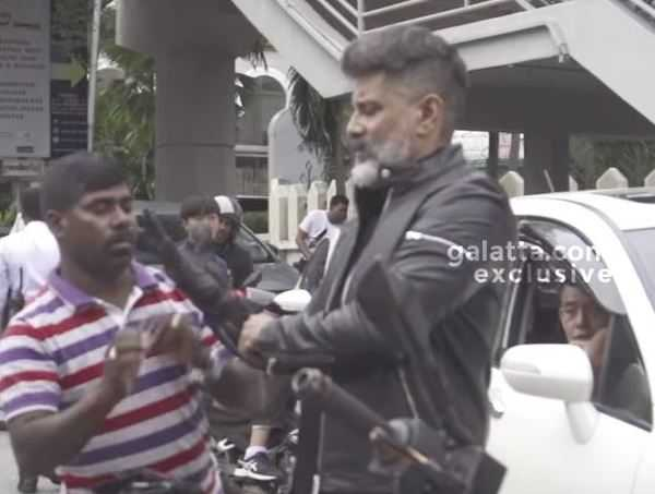 WATCH: Kadaram Kondan - Official Car Chase Making Video | Chiyaan Vikram