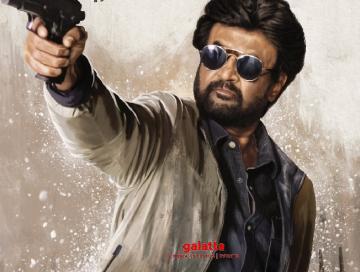 Rajinikanth Darbar shoot happened in London and Thailand - Tamil Movie Cinema News