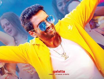 Latest mass announcement on Santhanam - Yogi Babu's Dagaalty - Tamil Cinema News