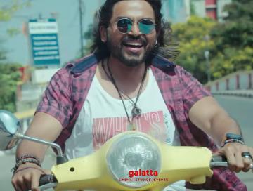 Karthi Thambi Hello Saare Video Song released Govind Vasantha - Tamil Movie Cinema News