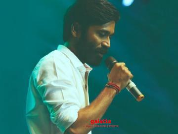 Super treat for Dhanush fans - breaking announcement from Pattas team - Tamil Cinema News
