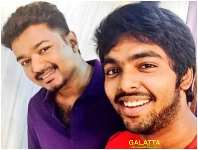 G V Prakash Likely To Have Sung Again For Vijay In Thalapathy 62