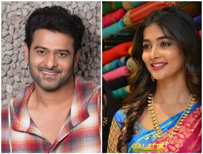 Prabhas 20 With Baahubali Prabhas Pooja Hegde After Saaho