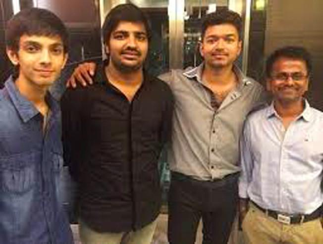 Anirudh Ravichandar officially confirms that he is the music director for Rajini  AR Murugadoss project