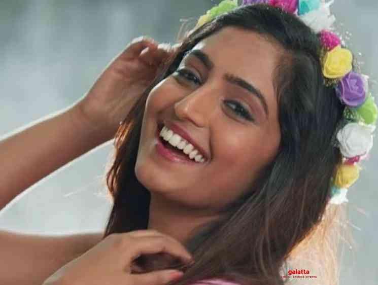 Reba Monika John Mazaiyil Nanaigiren Song Anson Paul - Tamil Movie Cinema News