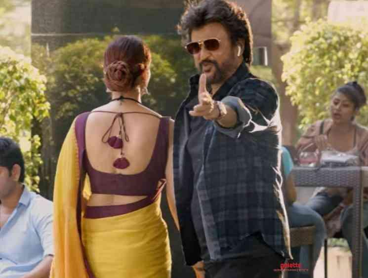 Superstar Rajinikanth Darbar New Romantic Promo Video - Tamil Movie Cinema News