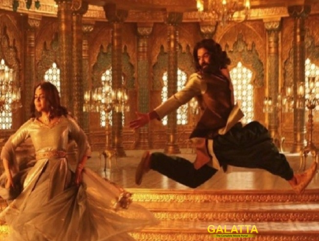 Pranav Mohanlal, Kalyani Priyadarshan Burn The Dance Floor