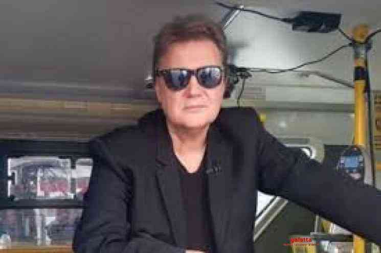 Macedonian musician Dragan Vucic dies of Covid19 - Tamil Movie Cinema News