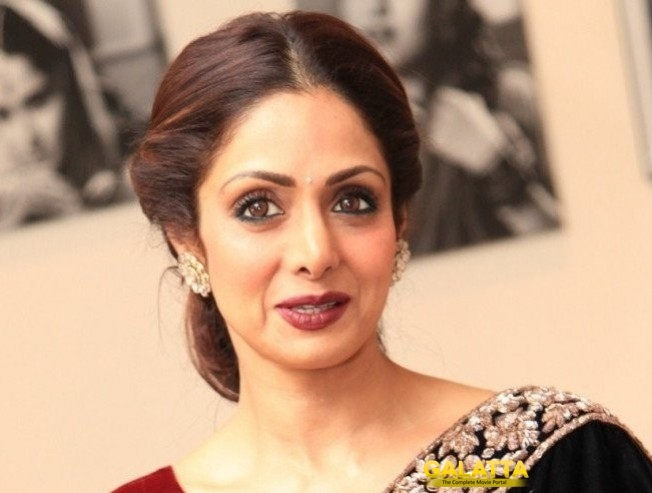A Prayer Meeting For Sridevi In Chennai