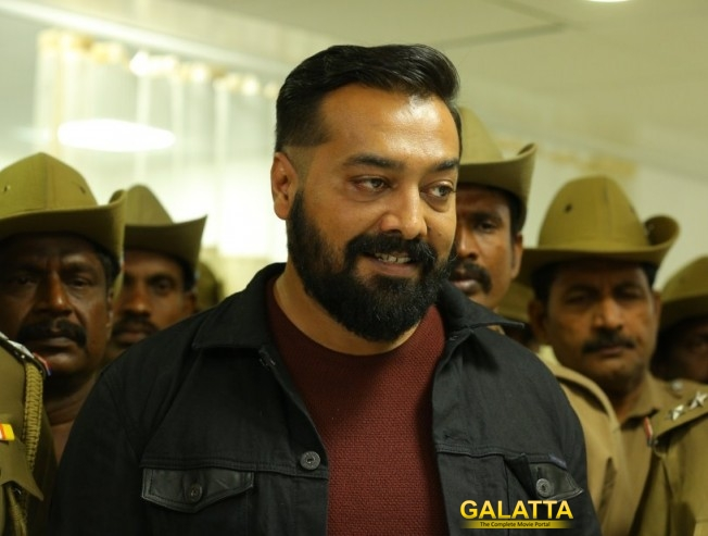Anurag Kashyap met Rajnikanth Imaikkaa Nodigal Shankar gave surprise