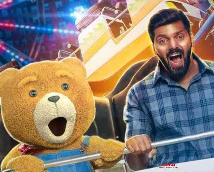 டெடி படத்தின் நண்பியே பாடல் வெளியானது- Latest Tamil Cinema News