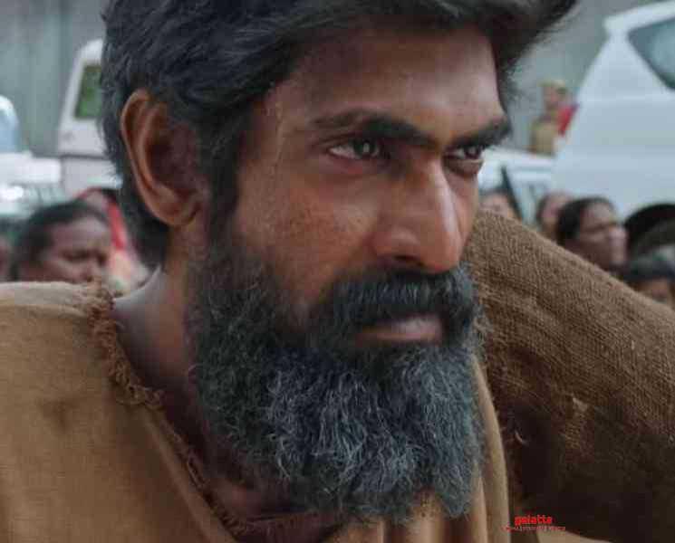 காடன் படத்தின் புதிய மேக்கிங் வீடியோ இதோ !- Latest Tamil Cinema News