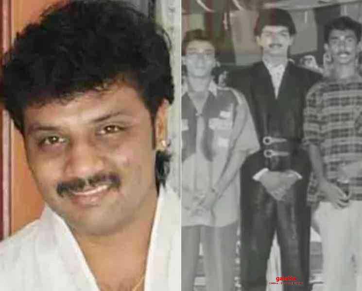 கல்லூரி காலத்தில் தளபதி விஜய் ! சஞ்சீவ் பகிர்ந்த புகைப்படம்- Tamil Movies News