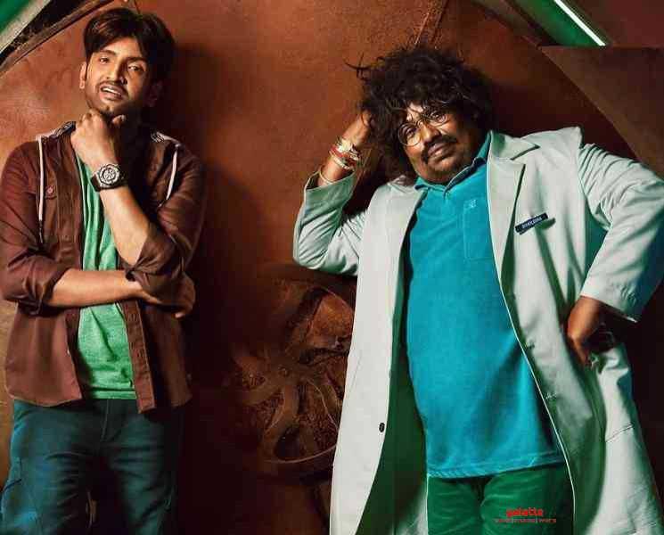 இணையத்தை தெறிக்கவிடும் டிக்கிலோனா படத்தின் மூன்றாம் போஸ்டர் !- Tamil Movies News