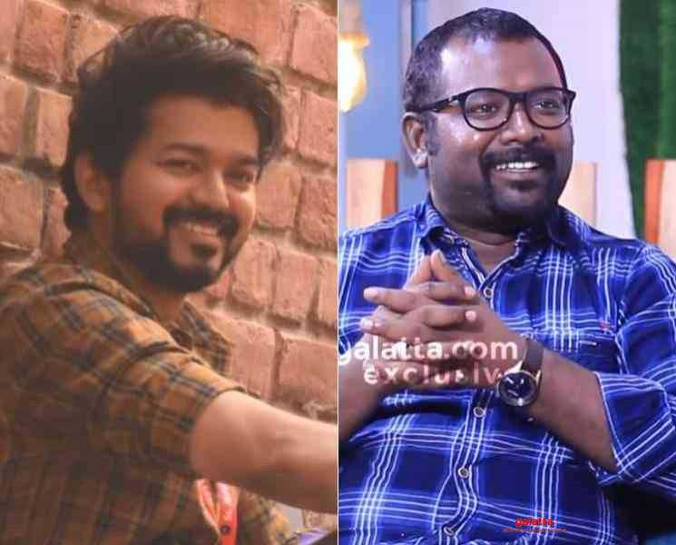 குட்டி கதை பாடல் உருவான விதம் ! பாடலாசிரியர் அருண்ராஜா வெளிப்படை- Tamil Movies News