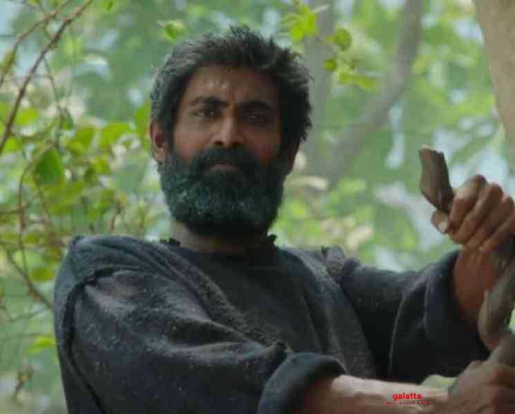 காடன் திரைப்படத்தின் தாலாட்டு பாடும் பாடல் வெளியானது !- Tamil Movies News