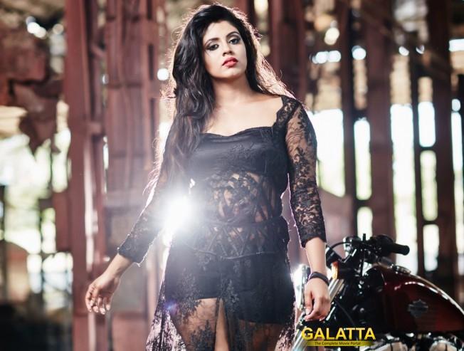 ineya as a possessed girl - Tamil Movie Cinema News