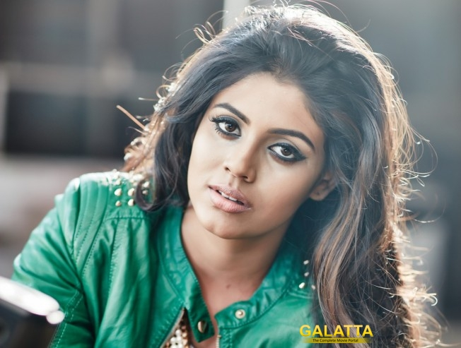 Ineya signs a biggie with Mammootty