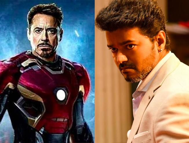 Kollywood leading actress answers on which Kollywood hero can play superheros