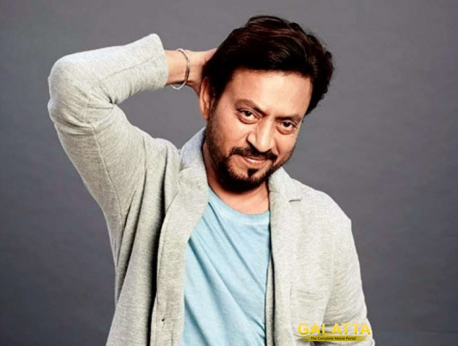 Irrfan Khan's Next Movie After Cancer Announced !