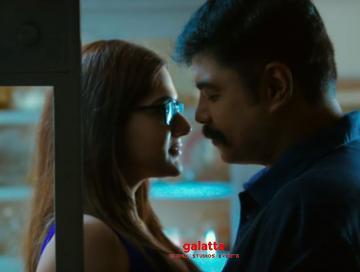 iruttu movie O variya song Sundar C Sakshi Chaudhary Vimala Raman - Tamil Movie Cinema News
