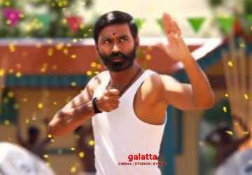 பட்டாஸ் படத்தின் மோஷன் போஸ்டர் வெளியானது !- Latest Tamil Cinema News