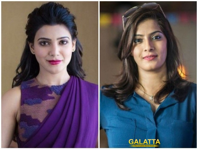 Samantha and Varalaxmi Voice Support For MeToo Movement