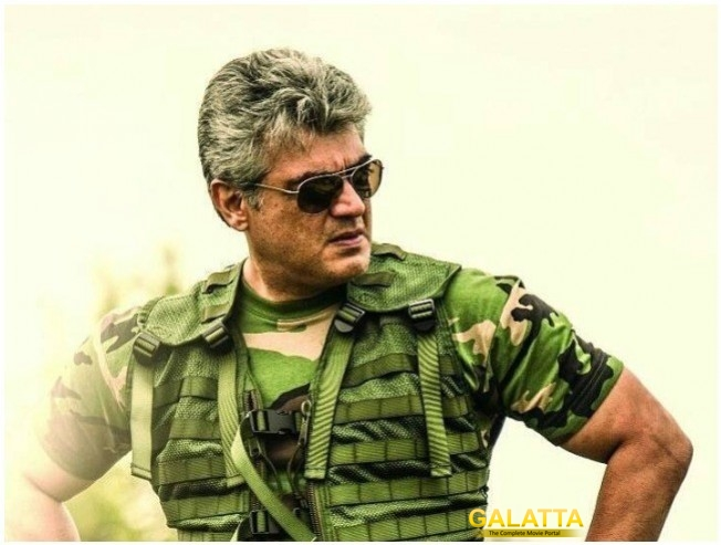 Ajith's Vivegam Sets New All-Time Record