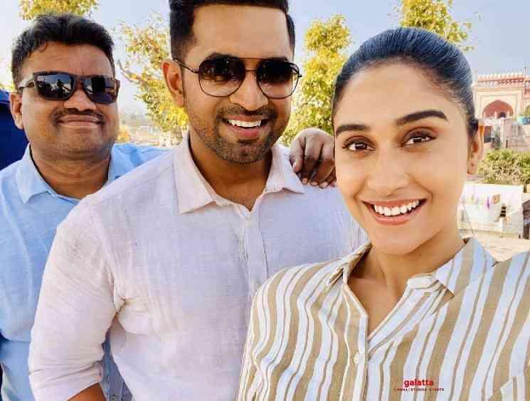 Director Arivazhagan updates on the progress of Arun Vijay AV 31 - Tamil Movie Cinema News
