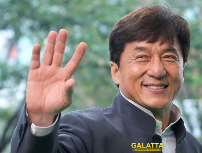 After Arnold, Its Jackie Chan Now?