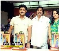 Jai Sriram celebrates Platinum Disc!