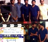 Jai teams-up with director Saravanan again!