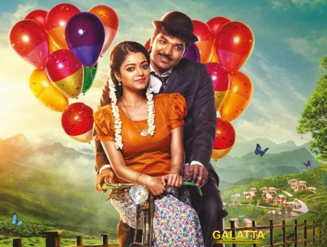 Playing Like Sridevi Wasn't Easy, Janani Iyer on Balloon
