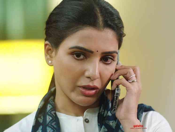 96 Telugu Remake Jaanu Official Teaser ft Samantha Sharwanand - Tamil Movie Cinema News